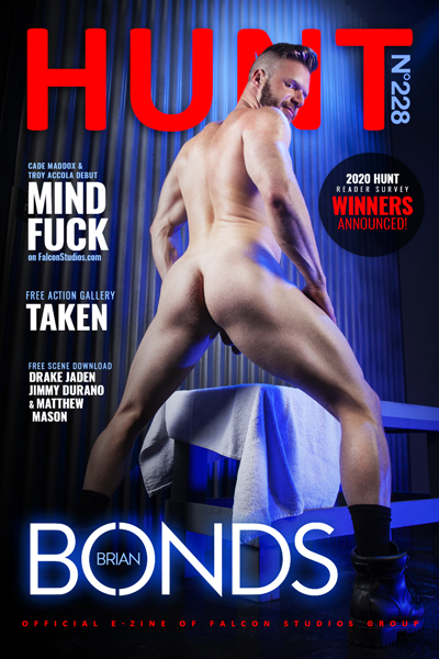 HUNT Cover