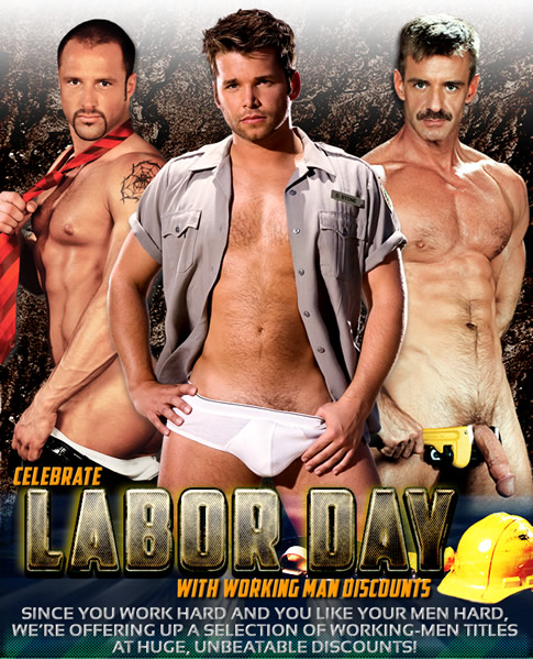 Celebrate Labor Day with Working Man Discounts