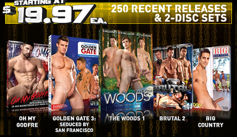 250 Recent releases & 2-disc sets