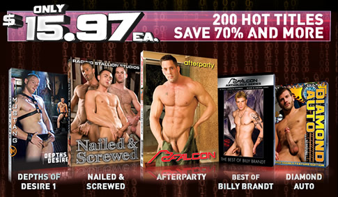 200 Hot titles - Save 70% and more
