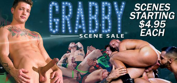 Grabby Scene Sale