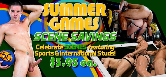 Summer Games Scene Savings