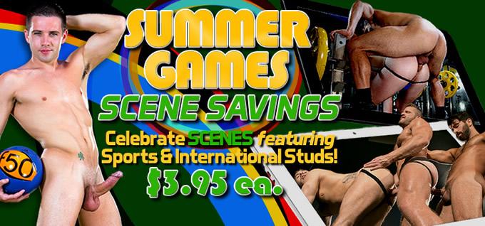 Summer Games Scene Savings