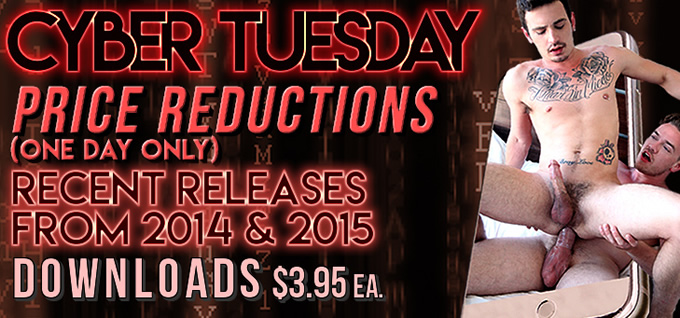 Cyber Tuesday Scene Sale