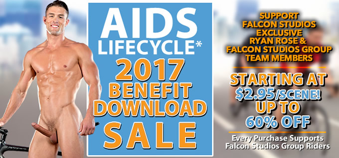 AIDS Lifecycle 2017 Benefit Download Sale