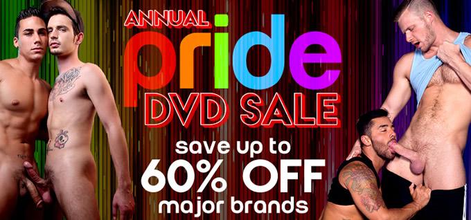 Annual Pride DVD Sale