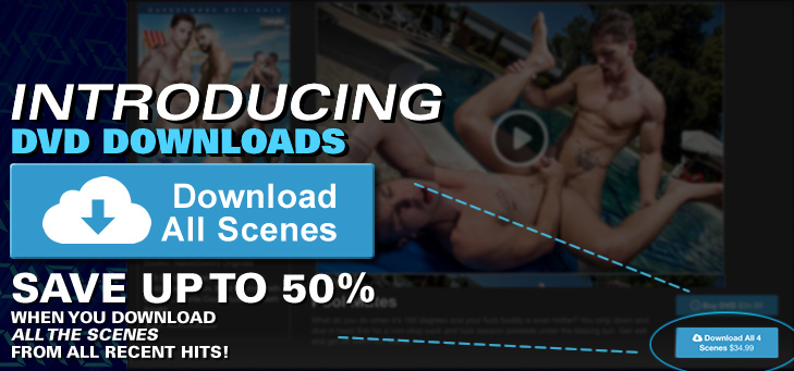 Introducing DVD Download Discounts