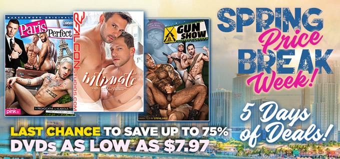 Spring Break Price Week