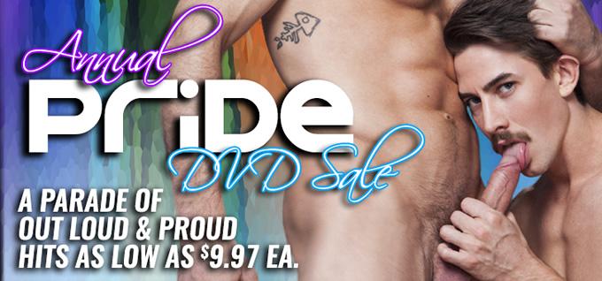 Pride DVD Sale